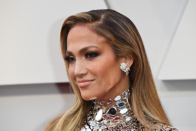 Jennifer Lopez, primo piano