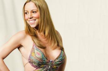 Mariah Carey e la moda delle farfalle