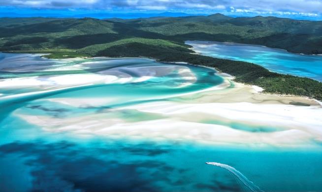 Whitehaven Beach in Australia è la spiaggia più fotografata su Instagram