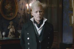 Johnny Depp è Grindelwald