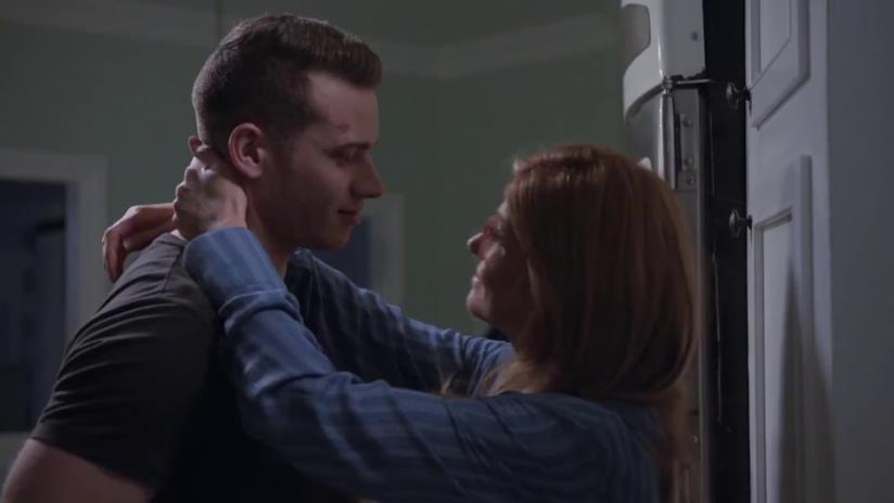 911: Abby e Buck in un'immagine promozionale