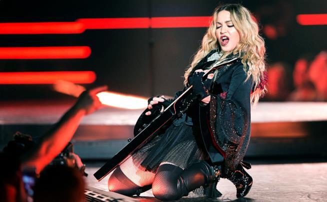 Madonna: esce l'album live Rebel Heart Tour