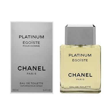 Chanel Platinum Egoiste Pour Homme Profumo - 100 ml