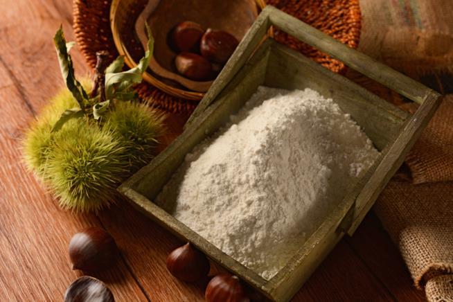 Castegne, come si fa la farina
