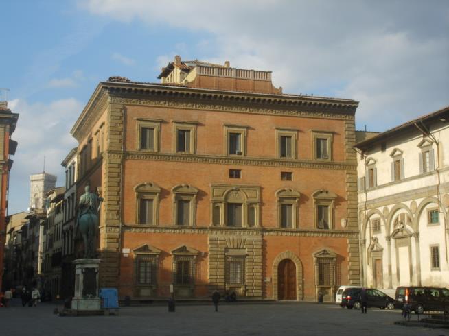 Palazzo Budini Gattai