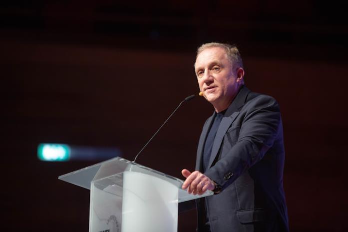 Francois-Henri Pinault, presidente ed amministratore delegato del gruppo Kering