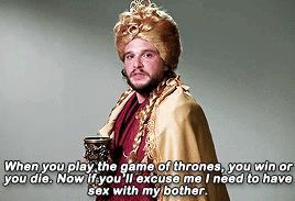 Kit interpreta Cersei in Game of Thrones