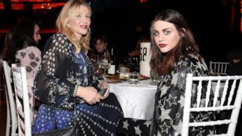 Courtney Love e Frances Bean Cobain
