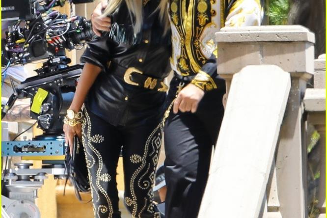 Penelope Cruz e Édgar Ramírez sono Gianni e Donatella Versace in American Crime Story 2