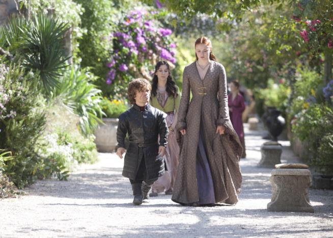 Sansa e Tyrion