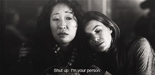 Grey's Anatomy: Meredith e Christina si abbracciano e si dichiarano amicizia