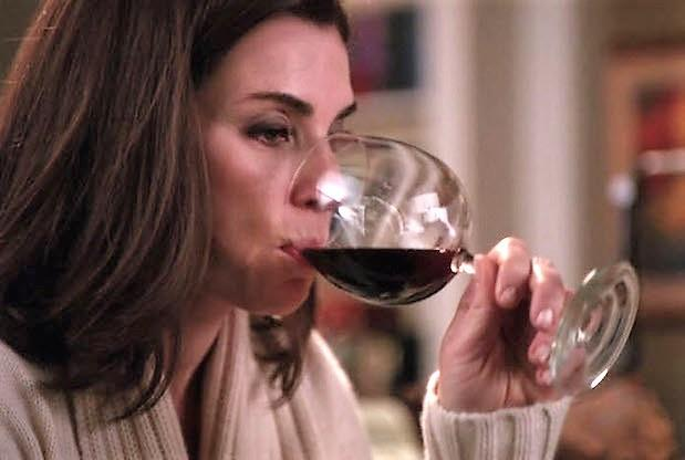 Julianna Margulies è Alicia Florrick settima stagione The Good Wife