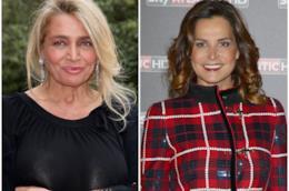 Simona Ventura e Mara Venier