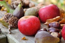 Frutta di stagione a ottobre