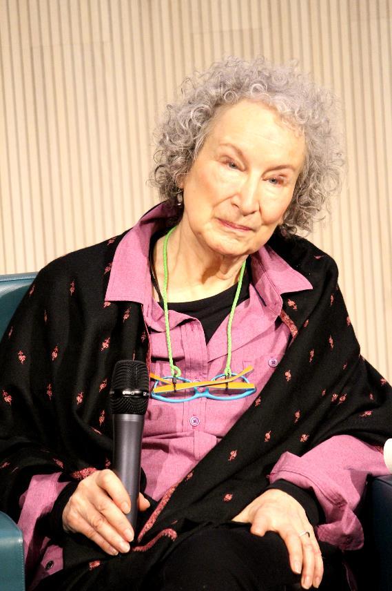 Margaret Atwood al Milano Noir InFestival