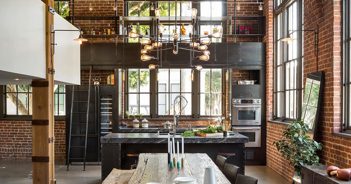 Un Appartamento In Stile Industriale In Modo Semplice E Veloce