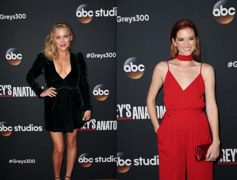 April e Arizona (Jessica Capshaw e Sarah Drew)