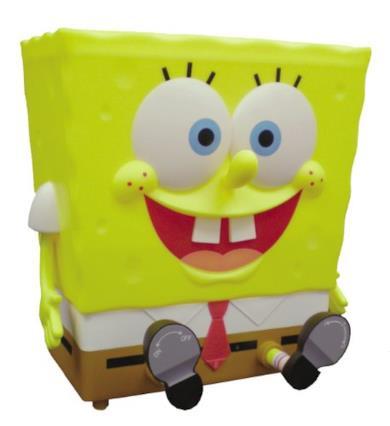 Umidificatore con motivo: Spongebob
