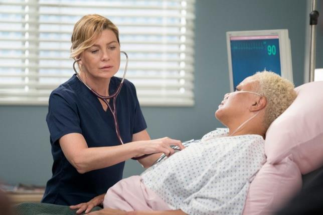 Grey's Anatomy: un'immagine promozionale dalla serie