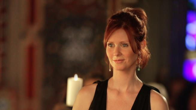 Miranda Hobbes, protagonista di Sex and The City