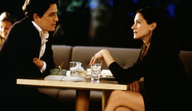 Una scena di Notting Hill