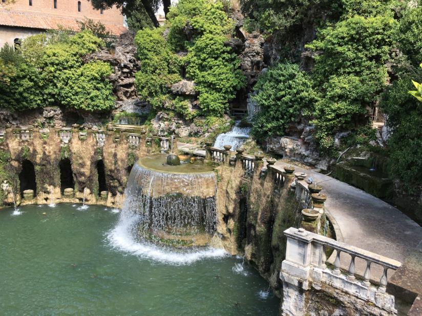 Villa d'Este di Roma, aperta anche per Ferragosto