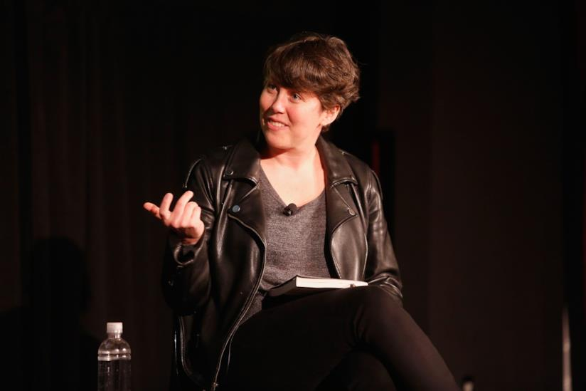 La scrittrice Kristen Roupenian