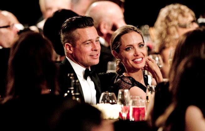 Brad Pitt e Angelina Jolie si sono separati nel 2017