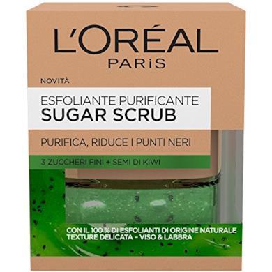 Sugar Scrub Esfoliante Purificante