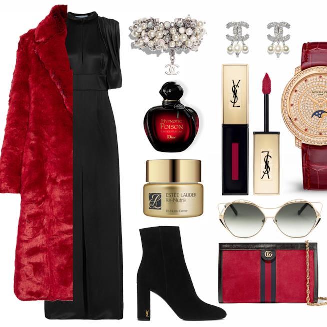Outfit per Capodanno a St. Moritz