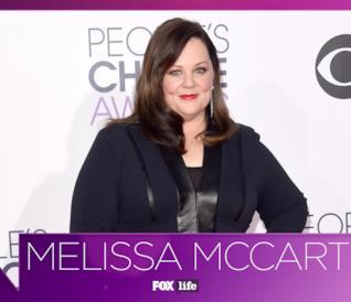 Melissa McCarthy: una vita per il cinema
