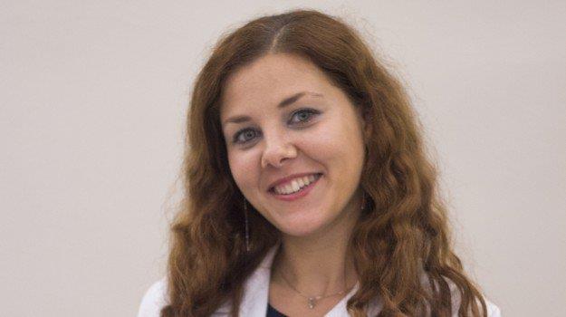 La ricercatrice Maria Giovanna Francipane, le cui ricerche hanno ispirato un episodio di Grey's Anatomy