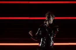 L'esibizione di Benjamin Ingrosso all'Eurovision Song Contest 2018