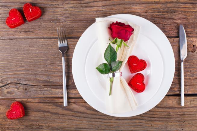 cena san valentino al postiglione