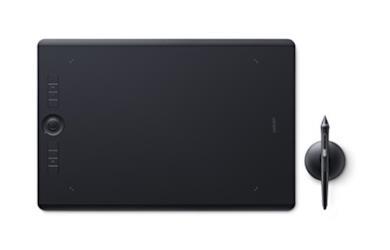 Wacom Intuos Pro Large, Tavoletta Grafica con penna sensibile alla pressione