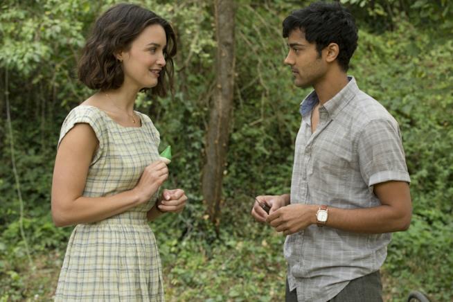 Hassan e Marguerite finiranno per innamorarsi nel film  Amore cucina e curry