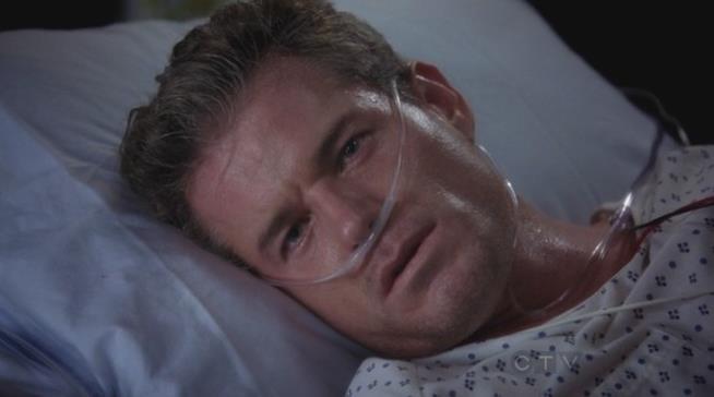 Grey's Anatomy: Mark Sloan dice addio a Derek nell'episodio 9x02
