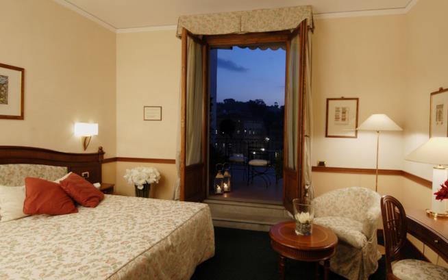 Hotel degli Orafi, Firenze - Camera con vista, suite