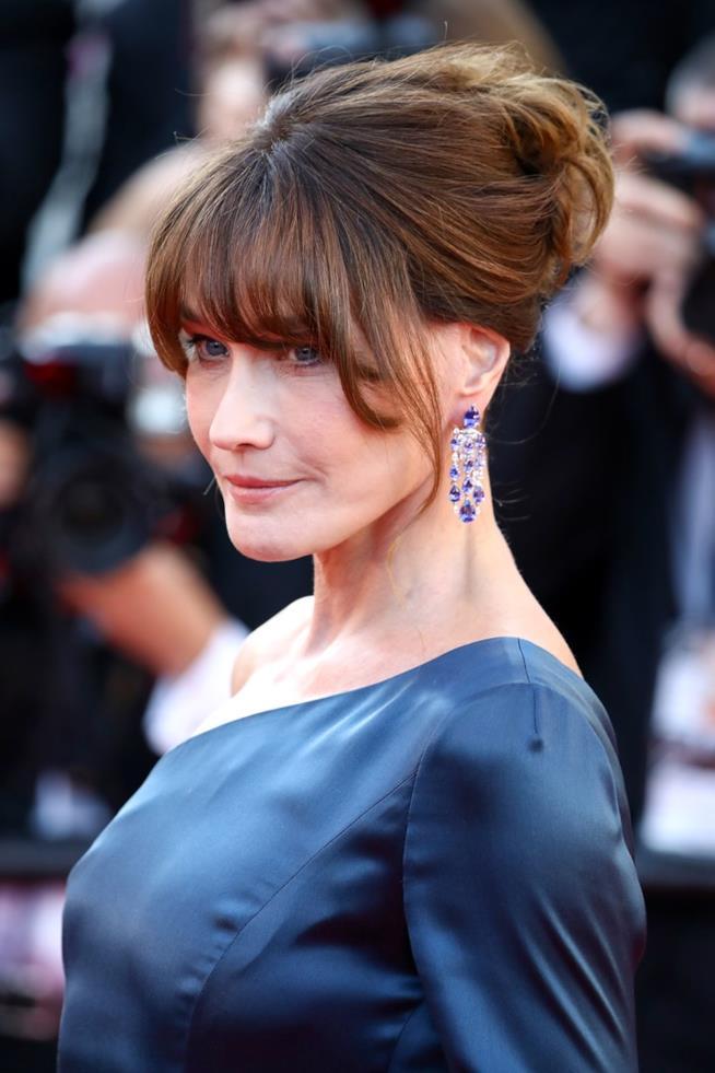Carla Bruni a Cannes 2019