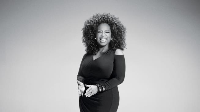 La regina dei media Oprah Winfrey