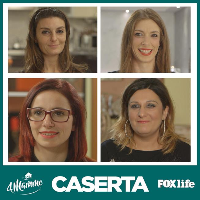 4 Mamme Caserta: le protagoniste