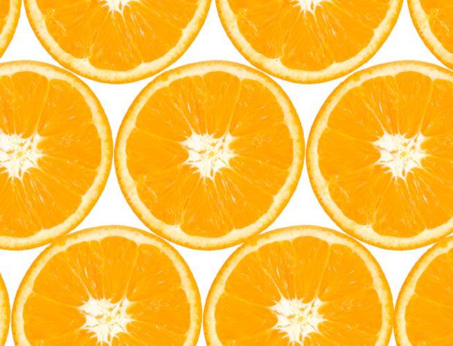 Arance: cibi gialli e arancioni