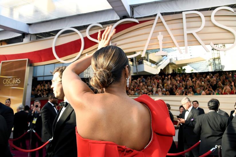 Attrice agli Oscar