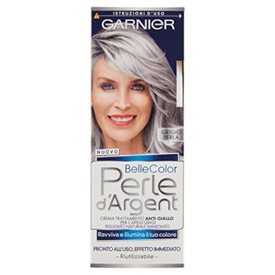 Crema colorante grigio perla