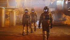 Morte su Marte