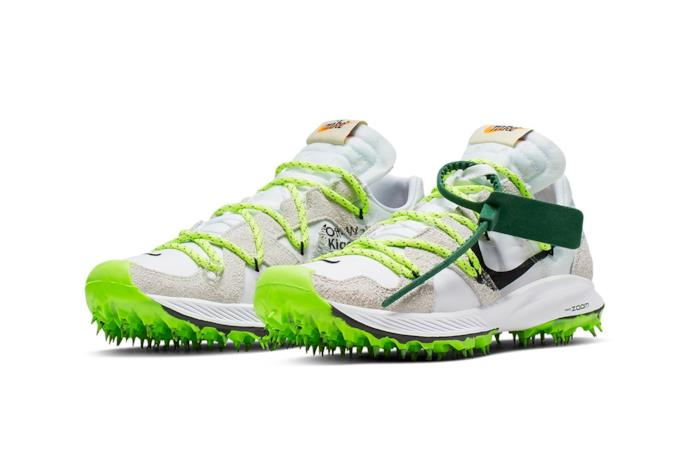 Off-White x Nike Zoom Terra Kiger 5 sneaker white/sail