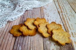 Biscotti croccanti salati