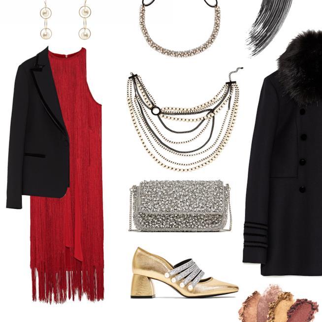Outfit per Capodanno da Zara