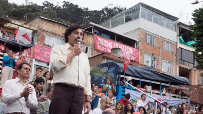 L'attore premio Oscar è uno spietato narcotrafficante nel film di Fernando León de Aranoa