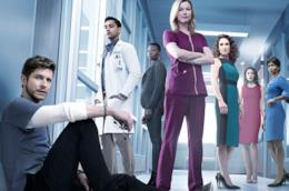 Il cast di The Resident